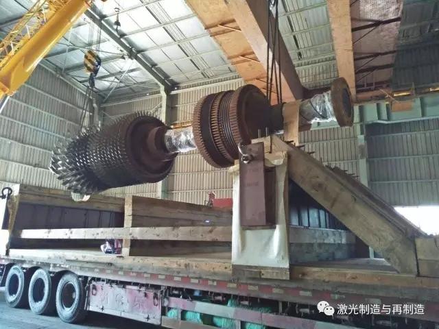 浙能镇海联合发电有限公司 #8燃机透平转子轮毂榫槽139彩票手机客户端下载再制造